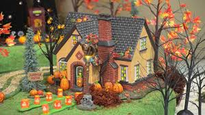 department 56 halloween village village minute episode 8