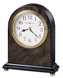 amazon com howard miller 645 576 bedford table clock home u0026 kitchen