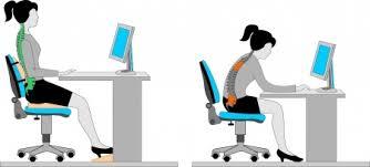 ergonomie bureau ordinateur la chiropratique et l ergonomie du poste de travail dr andré emond