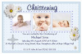 The Invitation Card Invitation Card For Baptism Design Decorating Of Party