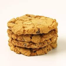gourmet almond chocolate chip cookies mail order cookies