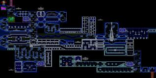 Metroid Map The Video Game Atlas