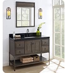 Fairmont Bathroom Vanities Discount by Fairmont Designs 1401 48 Toledo 48 Inch Traditional Bathroom