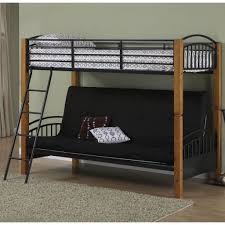 Twin Over Futon Bunk Bed Bedroom Bunkbed With Futon Twin Over Futon Bunk Bed Cheap