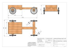 Free Wood Box Plans by Wooden Go Kart Plans How To Build A Wooden Go Kart