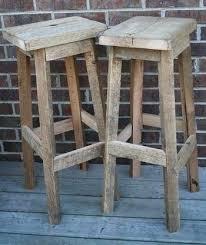 Wood Bar Chairs Bar Stool Rustic Wood Bar Chairs Rustic Wooden Bar Chairs Design