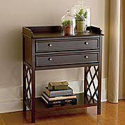 Espresso Entryway Table Jcpenney Espresso Entryway Table