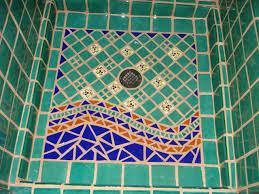 Mexican Tile Bathroom Ideas Mexican Tile Wallpaper Wallpapersafari