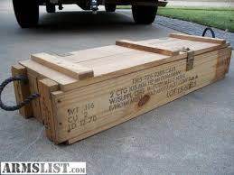 armslist for sale wooden ammo boxes new office