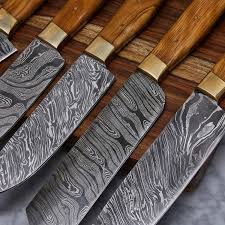 100 nesting kitchen knives son ja ina and daniel haile