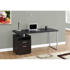 Black Computer Desk Glass Desk Chair Computer Writing Desk Small Desktop Computer Desk