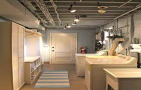 Best Basement Lighting Ideas by Ceiling Unfinished Basement Lighting Ideas Amazing Ceiling