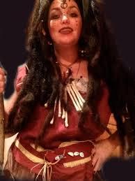 voodoo queen halloween makeup images