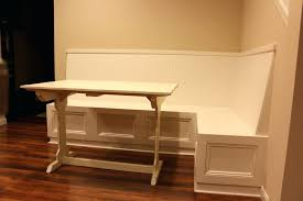Nook Table Set Dining Nook With Storage Bench Benches Corner Breakfast Nook With