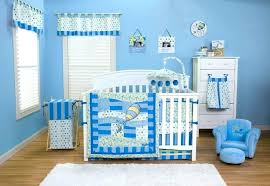 Denim Crib Bedding Baby Blue Crib Bedding Sets Buythebutchercover