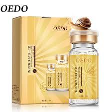 Qu Serum argireline and serum gold snail essence moisturizing whitening