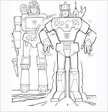 30 transformers colouring pages free u0026 premium templates