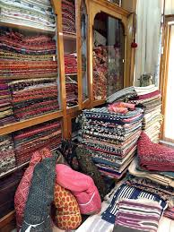 shopping in india with the fashion world u0027s textile guru vogue