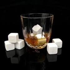 Soapstone Whiskey Whiskey Ceramic Sipping Stones Beer Wine Physical Cooling Ice Cube