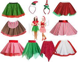 christmas skirt on the shelf christmas skirt costume mrs claus fancy