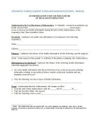 medical authorization form example tmppm 2011 u003ent 6 special