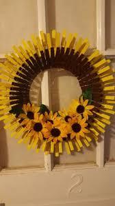 Sunflower Themed Bedroom Plastic Spoon Sunflower Plastic Bottle Flowers Pinterest