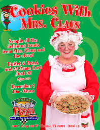 mrs claus christmas cookies christmas lights decoration