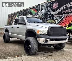 2003 dodge ram tires 2003 dodge ram 2500 moto metal 962 custom leveling kit