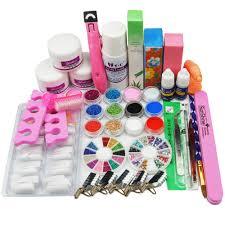 popular acrylic nails white buy cheap acrylic nails white lots