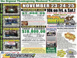 thanksgiving day race 2014 farmington dragway