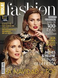 imagenes hola diciembre portada de hola fashion de diciembre