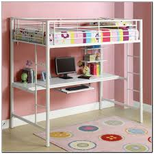 Desk Carpet Bedroom Metal Loft Beds With Desk Carpet Wall Mirrors Table