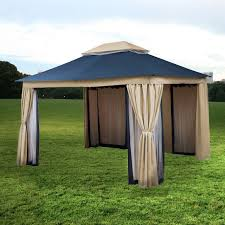 Fortunoff Backyard Store Coupon Replacement Canopy For Fortunoff Nantucket Gazebo Garden Winds