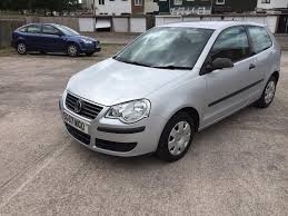 2007 volkswagen polo e 60 1 2l petrol manual in chelmsley wood