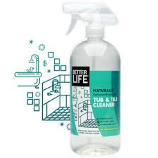 Best Cleaner For Bathtub Soap Scum 32 Oz Tub And Tile Cleaner Natural Cleaning Products Better Life