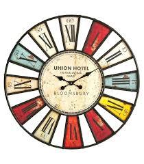 horloge murale cuisine horloge cuisine originale pendules de cuisine originales horloge