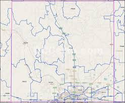 Harris County Zip Code Map by Amarillo Texas Zip Codes