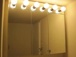 Bathroom Vanity Light Bulbs Light Bulb Bathroom Mirror Light Bulb Ideas