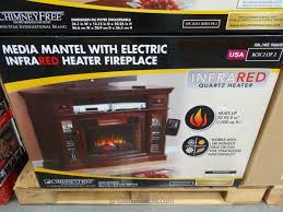 electric fireplaces costco home style tips classy simple under