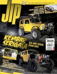 mobil jeep modifikasi jip magazine ed 180 2017 scoop