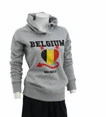 buy hoodie for female fans of the belgian devils