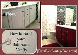 painted bathroom vanity ideas bathroom cabinet color ideas bathroom cabinet paint colors bathroom
