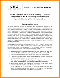 Sample Executive Summary For Resume by Resume Executive Summary Executive Resumes Account Executive