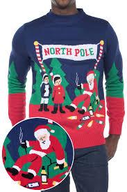 santa sweater s mall santa sweater tipsy elves