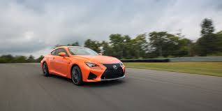 rcf lexus 2017 lexus rc f review carwow
