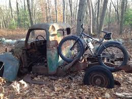 homemade 4x4 truck show your diy truck bed bike racks mtbr com