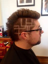 Mens Hairstyles With Line by Design Line Mens Hair Style West End Salon West End Salon