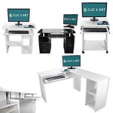 Bureaux Et Tables D Ordinateur Pour La Maison Ebay Bureau Ordi