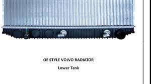 volvo trucks near me replacement volvo truck radiator youtube