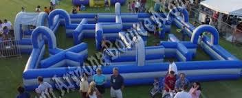 Backyard Inflatables Inflatable Laser Tag Maze Rentals Phoenix Rent A Laser Tag Maze